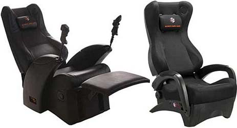 Renegade Gaming Chair Massages And Reclines Gizmodo