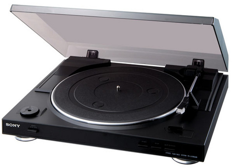 cd turntables sony ps lx300usb