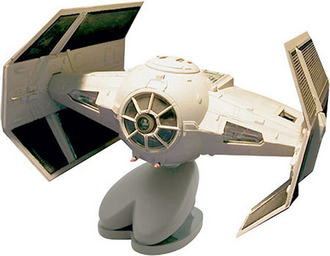 Tie Fighter Advanced X1 Webcam: Vader Records Your Private Moments