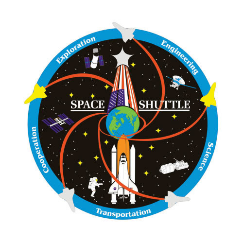 cool space mission patch - photo #39